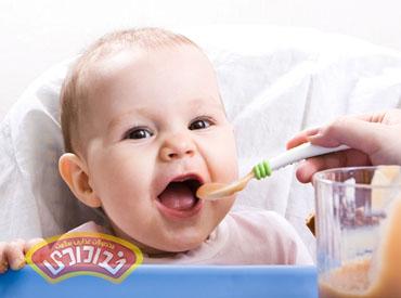 غذای نوزادان و کودکان از 7 ماهگی تا 2 سالگی